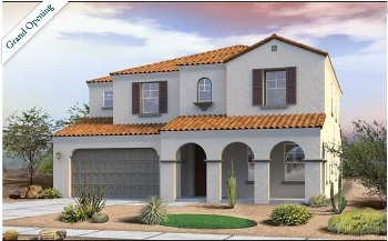 Standard Pacific Homes, Arizona New Home Builder | New Homes Section