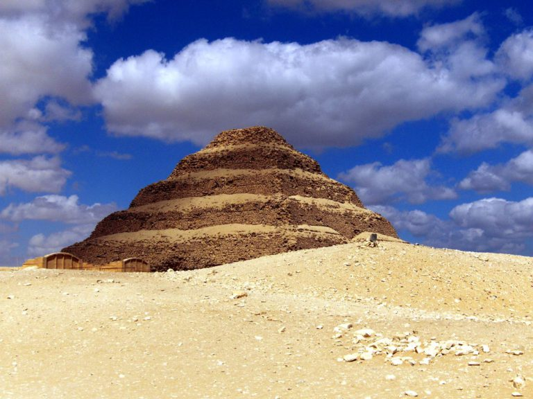 Cintec Announces Newport Engineers Save Egyptian Step Djoser Pyramid