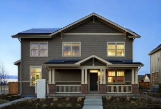new town builders honored for net zero energy home design - Net Zero Home Design