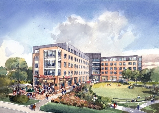 Construction Underway on New Residence Hall at Shepherd University in West Virginia