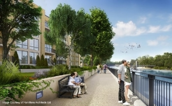 Waterman to Provide Structural Designs for Two Riverside Residential Projects in West London