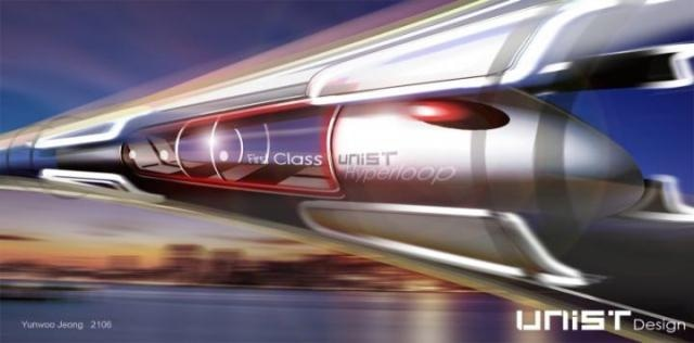 UNIST Researchers to Develop New High-Speed Ground Transportation System
