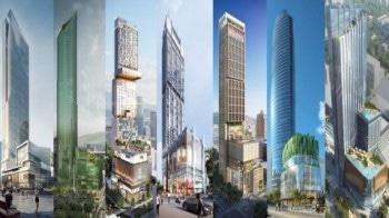 Grand River Development Announces Plans for Redevelopment of Taipei Sky Tower