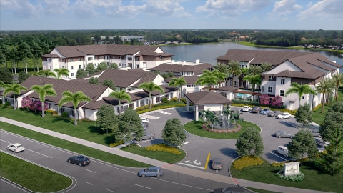 Construction Commences on Watercrest of St. Lucie West Assisted Living and Memory Care Community in Florida