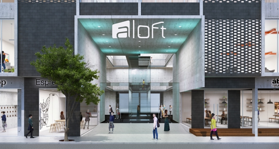 Starwood Hotels & Resorts, Spotlight Sign Contract to Bring First Aloft Hotel to Melbourne