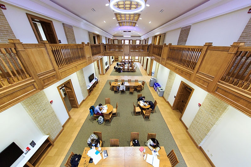 Carnegie Building Renovation Project Attains LEED Certification