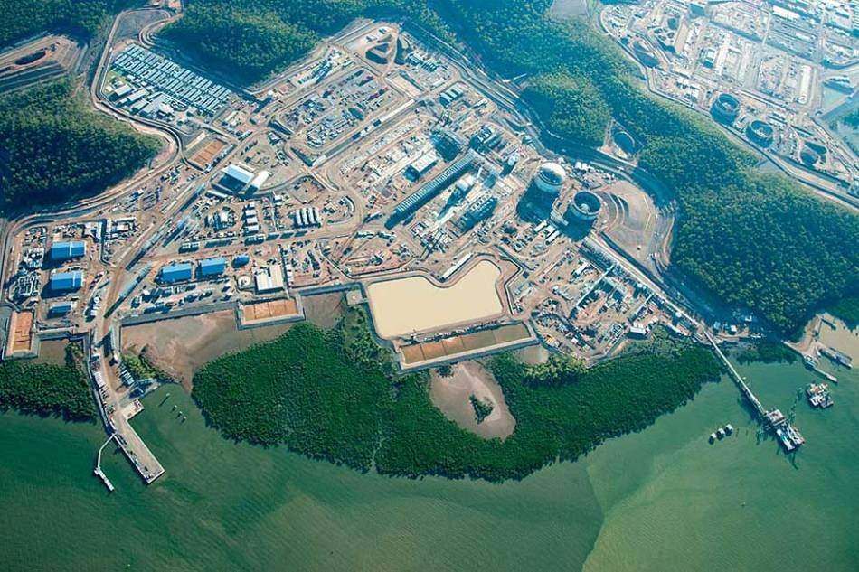 Bechel Completes Construction of Curtis Island LNG Program