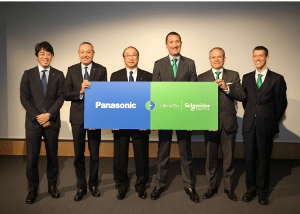 Panasonic, Schneider Electric Announce Integrated HVAC Equipment and Management Solution for Commercial Buildings
