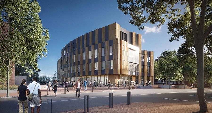 LMN Architects Unveils Design for New CSE2 Building at University of Washington