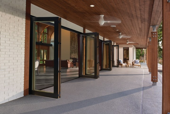Marvin to Display New Ultimate Bi-Fold Door at International Builders' Show