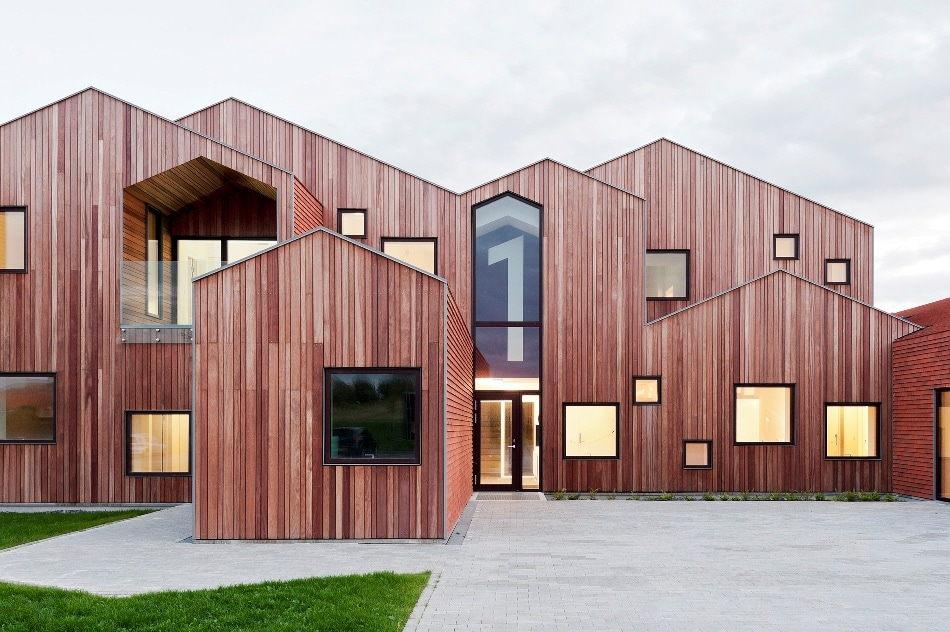 Wood-Based Materials Can be Used in All Buildings to Capture Carbon from the Atmosphere