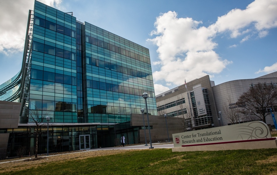 Loyola's Center for Translational Research and Education Receives LEED Gold Certification