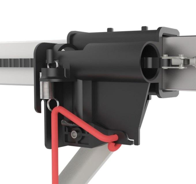 Skylink's Connected Garage Door Opener Features Tamper-Proof Trolley Design