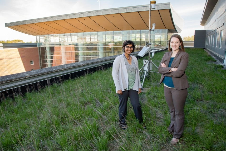 Engineers Discovers New Way to Assess Green Roofs