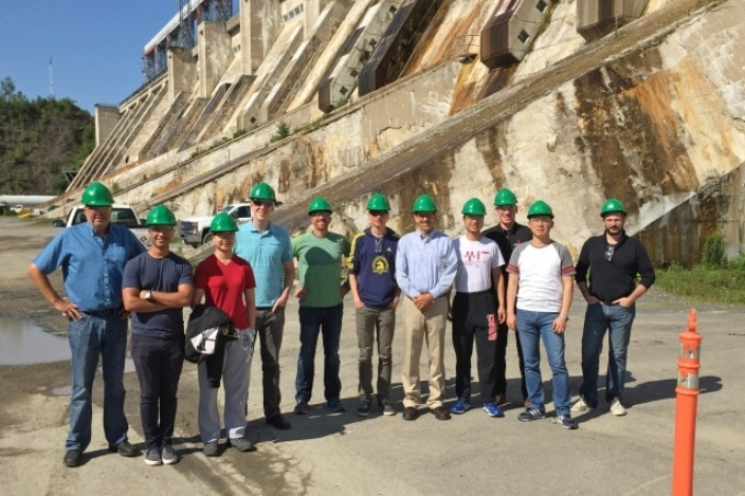 Scientists Investigate Alkali-Silica Reaction in Concrete in Mactaquac Dam, Canada