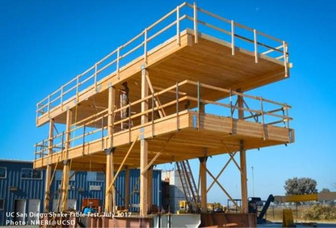 Enhancing Safety, Structural Performance with New Wood Technology, Materials and Science