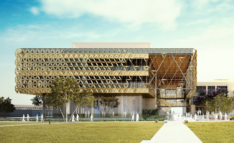 EZONE UWA Construction Marks a New Era of Engineering and Mathematical Sciences at UWA