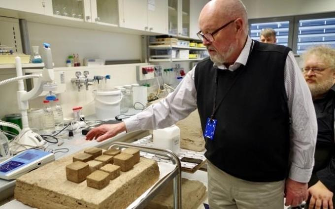 Novel Peat Material Could be Used to 3D Print Houses