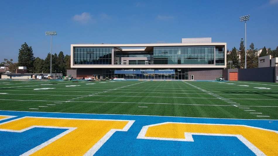 UCLA Receives 2018 Visionary Award for Sustainable Building