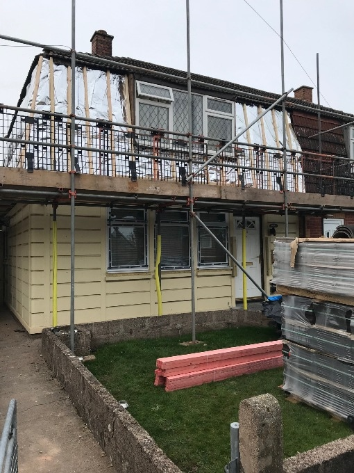 500 Cornish-Type Housing Association Homes Get High-Performance Insulation in Herefordshire