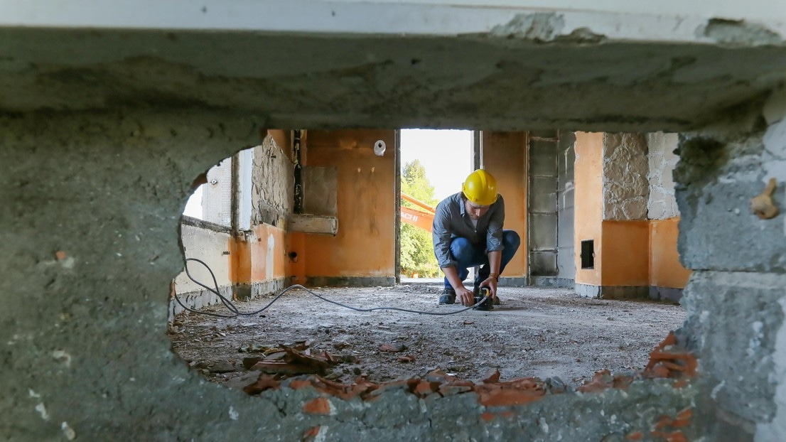 EPFL Scientists Develop a New Method for Evaluating Building Safety Following an Earthquake