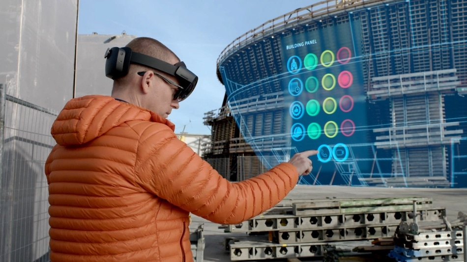 Bentley Systems Introduces Mixed Reality App for Infrastructure Construction Projects Using Microsoft HoloLens 2 at Mobile World Congress Event