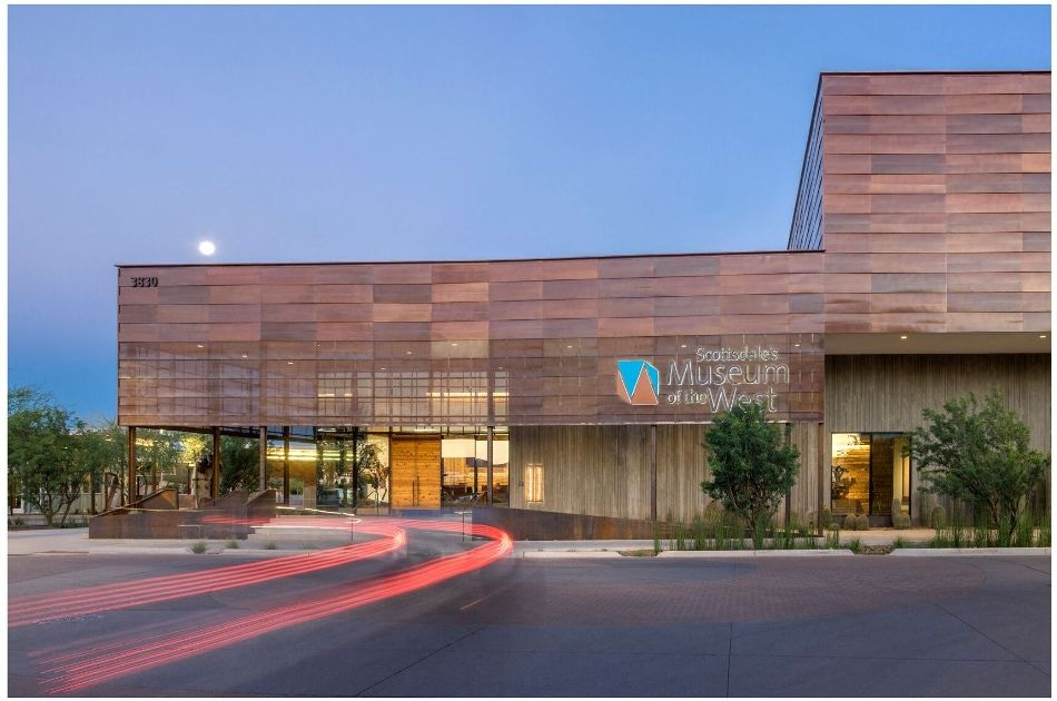 Western Spirit: SMoW Shares Key Details of its Celebrated LEED Gold Certified Museum Building
