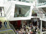 Sheffield Hallam's 'Heart of the Campus' Building Nominated for Architectural Award