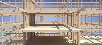 New Open Innovation Project Could Accelerate Growth in Wood Construction