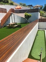 More Homeowners Switch to Synthetic Turf Products that Look Like Any Natural Grass Lawn