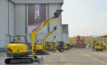 MHE-Demag: Compact Construction Equipment Show in Malaysia