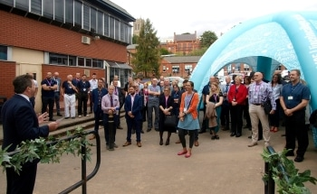 Gusto Homes Launches Centre of Eco Excellence at Lincoln College