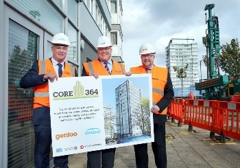 Largest Gas Replacement Programme with Ground Source Heat Pumps in Tower Blocks Commences in Sunderland
