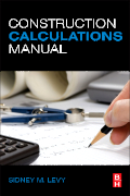 Construction Calculations Manual from Elsevier