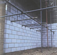 AZoBuild - Building Technology - Semi-exposed walls (walls adjacent to unheated spaces)