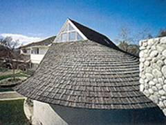 AZoM - Metals, Ceramics, Polymer and Composites : Concrete Roof Tiles that look like traditional cedar shake tiles